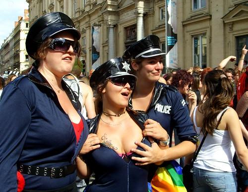 gay pride rencontre à Lyon