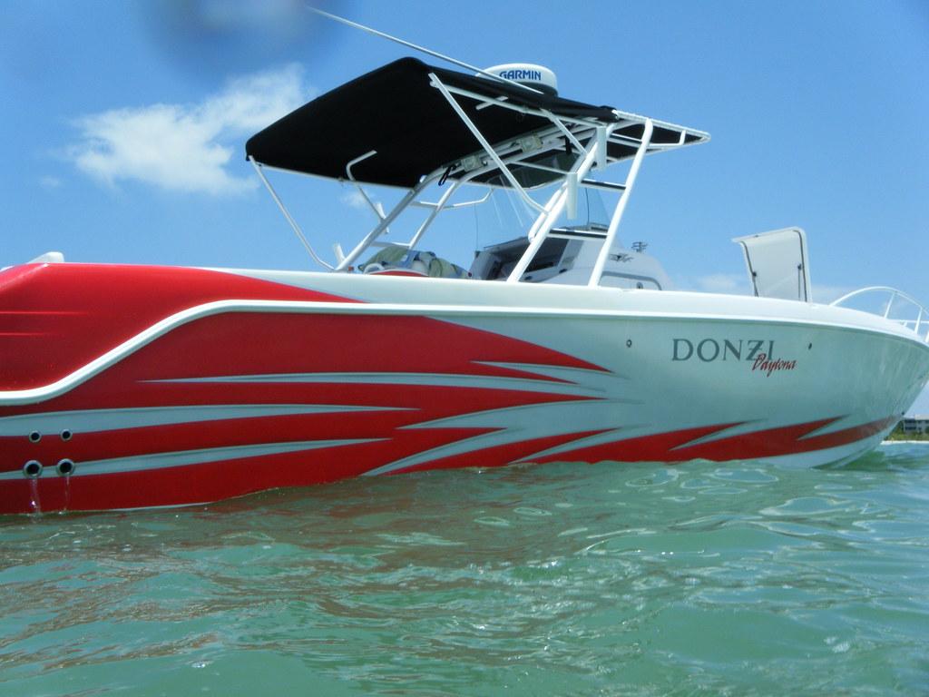 Donzi Daytona 35 ZF 3 | runman13 | Flickr