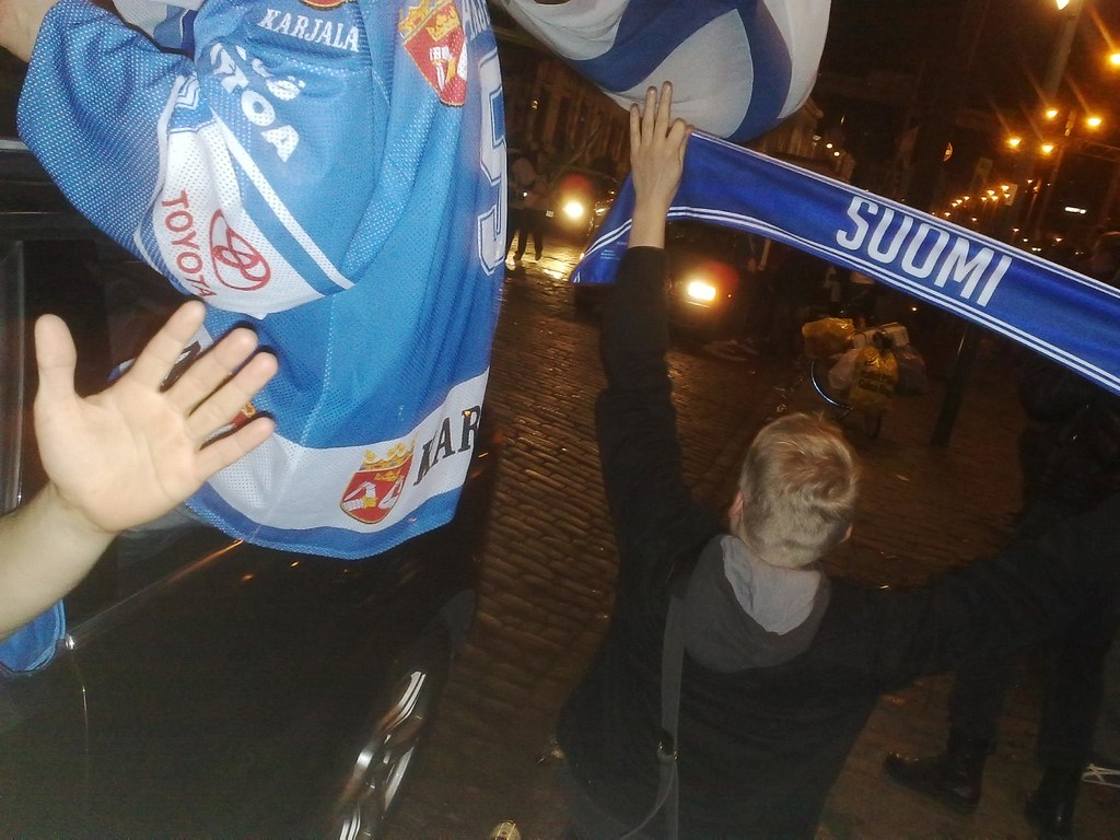 Crazy Helsinki