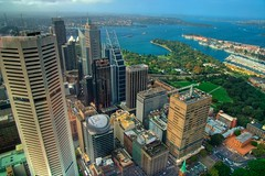 From the Sydney Tower | by LLudo