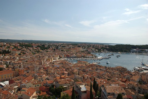 Roofs of Rovinj | by akk_rus