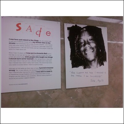 Sade on Governor's Wall at the State Capitol | by FUN-damentals by Susan Clarke
