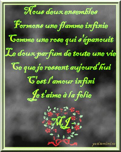 Poeme Damour Un Poeme Damour Pour Exprimer Ses Sentiment