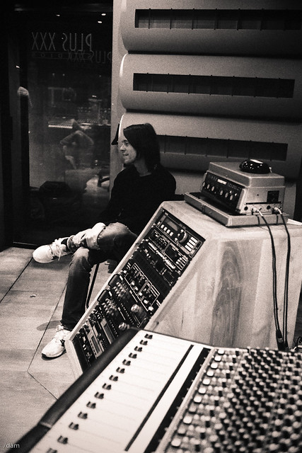 Antoine Hilaire, Studio XXX, Paris 2009