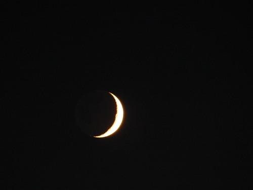 Crescent Moon | by starmist1