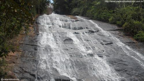 brasil cachoeira cidade domingosmartins es espíritosanto viagem