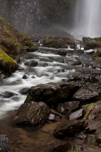 Latourell Falls | by iadk
