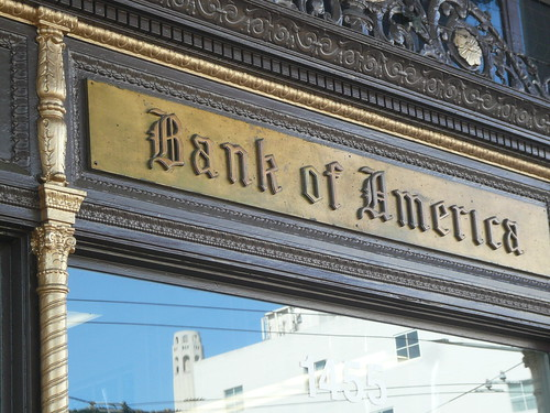 Bank of America | by Shannon Clark