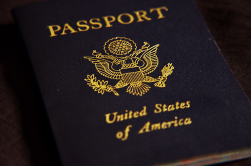 Passport (110/365) | by swimparallel