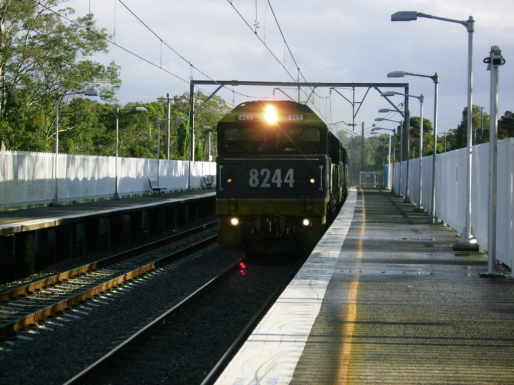 8244 at Warnervale by G.C XPT