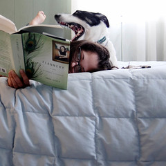 """""""Outside of a dog, a book is probably man's best friend, and inside of a dog, it's too dark to read."""" -- Groucho Marx 