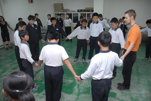 國際志工 舞蹈教學 5年3班 980326_01 | by 頭家國民小學 Tuojia Elementary School