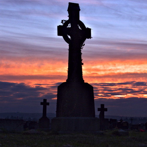 winter sunrise lucifer cross belfast celtic johnnycash redemption