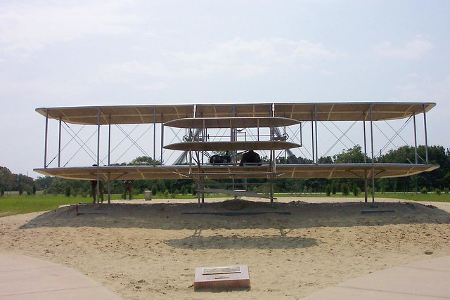 Kitty Hawk, NC: Wright Bros.
