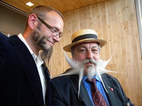 World Beard and Moustache Championship - Roland van Den Bremt   by zieak