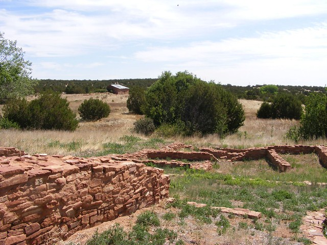 Quarai ruins, Manzano, NM