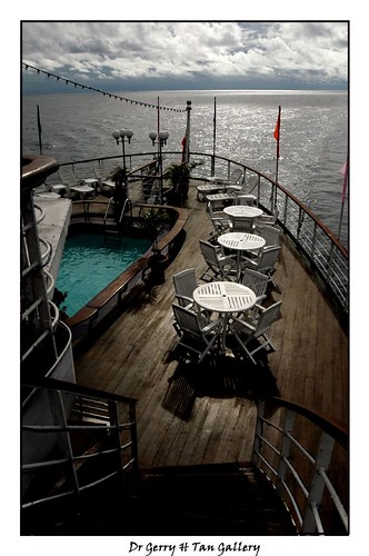 The Sun Deck | by endoking
