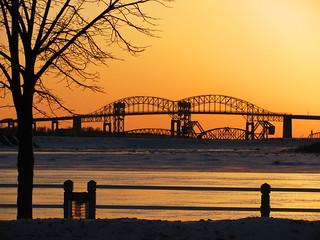 International Bridge | by Billy Wilson Photography