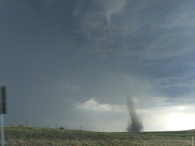 Tornado in parker