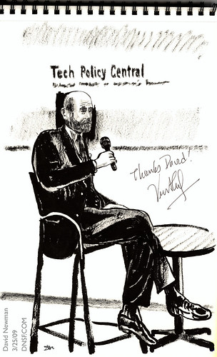 Dr. Vint Cerf, Father of the Internet, Speaking at the Computer History Museum, 2009 | by DNSF David Newman