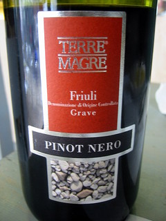 Terre Magre Pinot Nero   by magnacasta