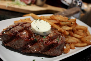 maison steak frites | by goodiesfirst