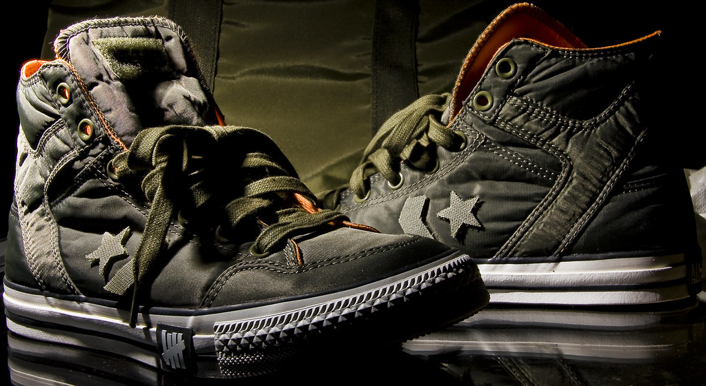 cbeb22b56f60 ... Olive Green Converse Poorman Weapon