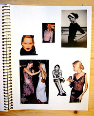 scrapbook: late '90s - early '00s