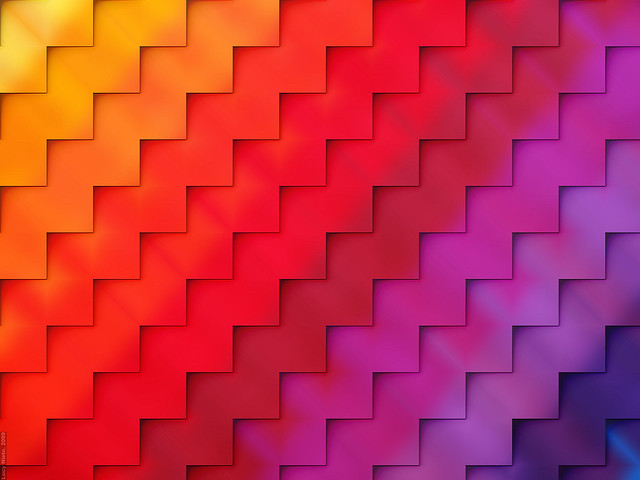 Abstracta 1395-1 FF Pixelweave
