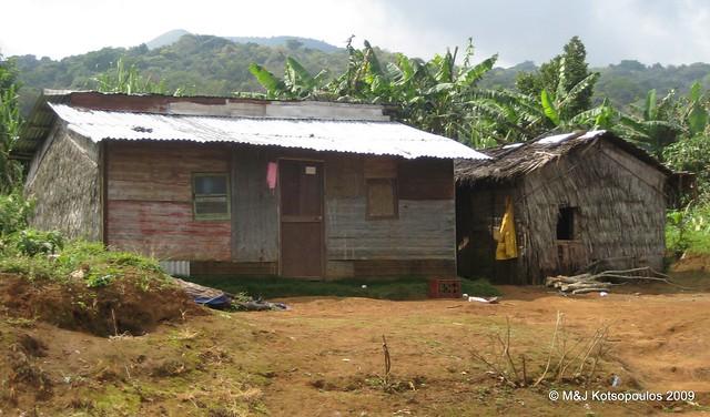 Modest homes of Moka