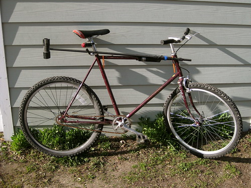 Schwinn Mesa Runner Polo Bike