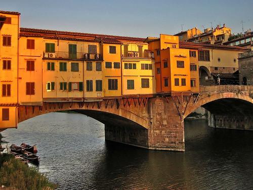 The Ponte Vecchio
