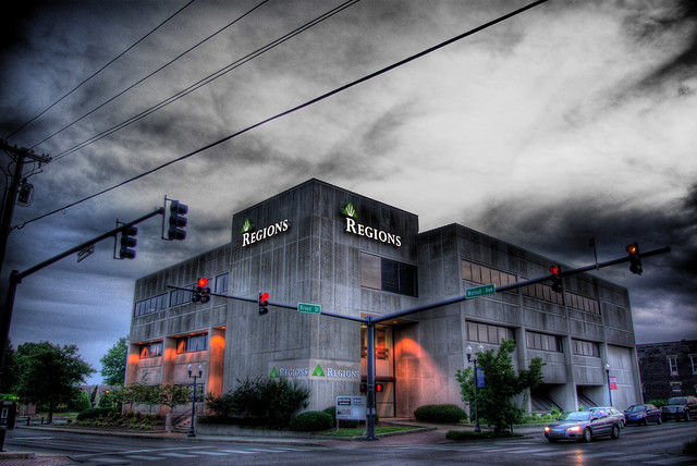Regions Bank, Cookeville, TN