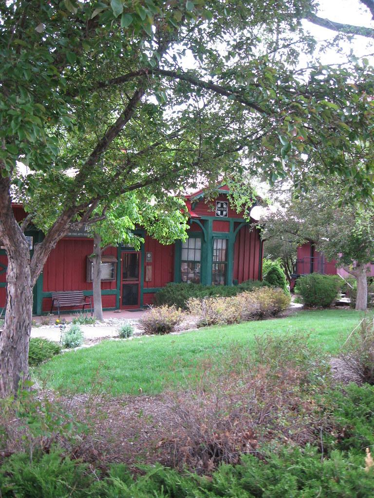 Santa Fe Station at Littleton, CO
