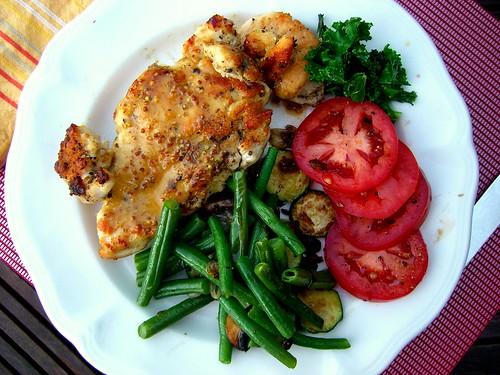 Chicken dinner | by gemteck1