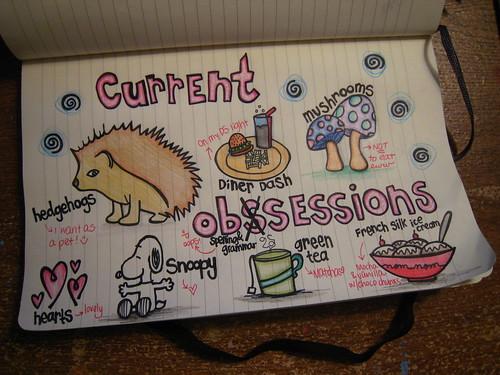 Current Obsessions | by ohdearbarb