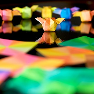 origami | by Michell Zappa