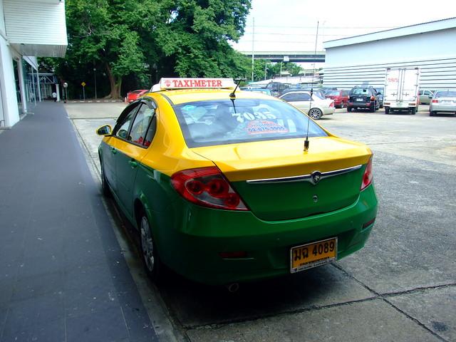 Proton Persona Taxi | Yassir Machmudi | Flickr