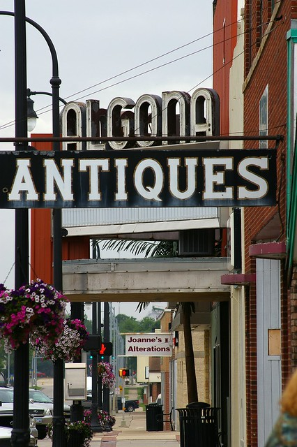Downtown Algona, Iowa