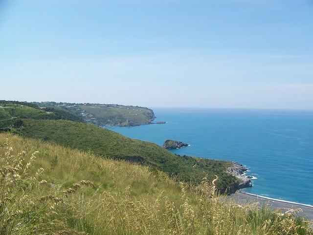 La costa Tirrenica San Nicola Arcella(CS)