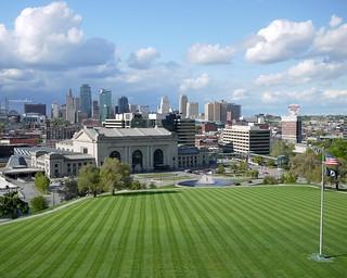 Kansas City skyline | by brent flanders