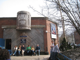 Sam Adams Brewery Tour | by mroach