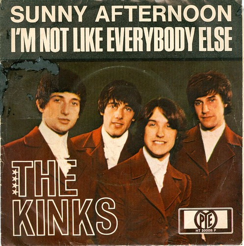Kinks, The - Sunny Afternoon - D - 1966 | by Affendaddy
