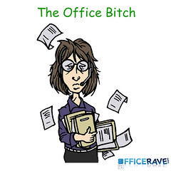 Office Humor: Office Stereotypes- The Office Bitch | Flickr