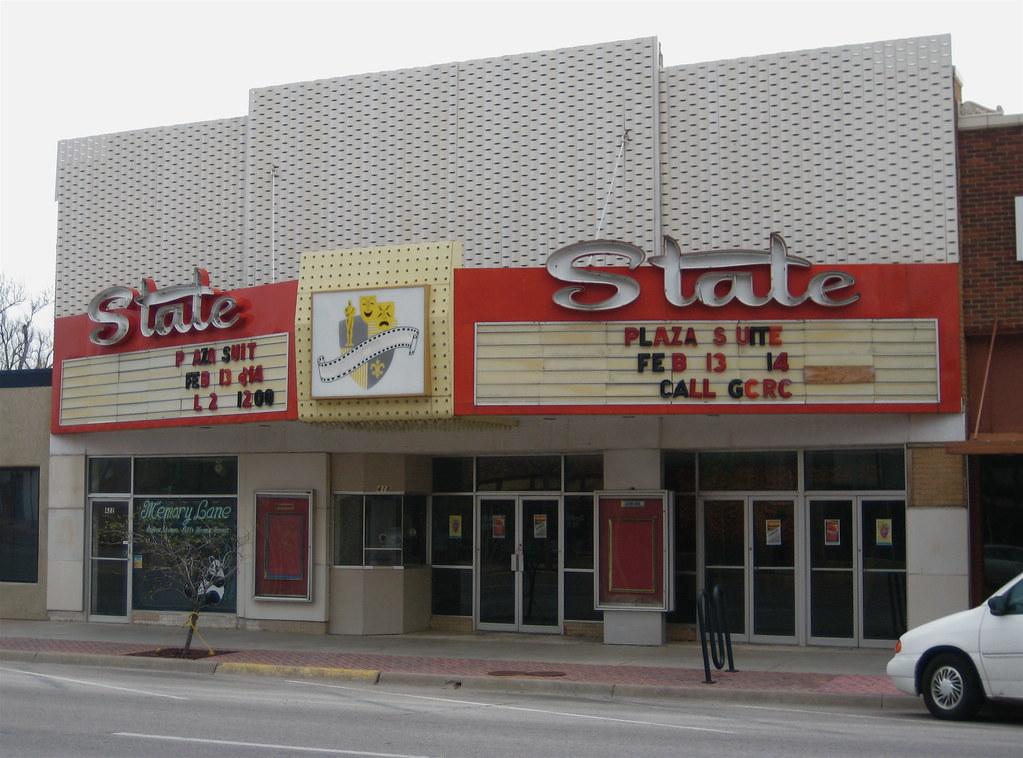 Ordinaire State Theatre, Garden City, KS | The State Theatre, Garden C ...