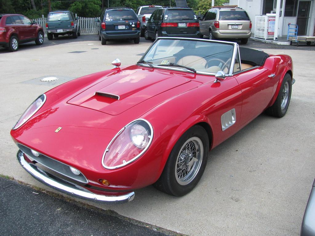 Ferrari 250 GTO Spyder California Replica   Ferrari 250 ...