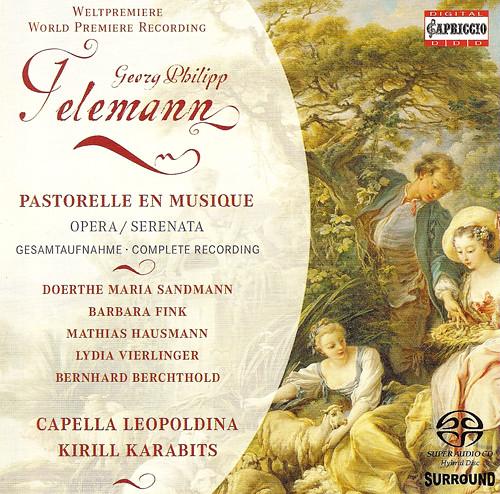 TELEMANN, G.P.: Pastorelle en Musique [Opera]