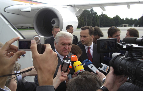Polish and German foreign ministers in Kiev 04 | by PolandMFA