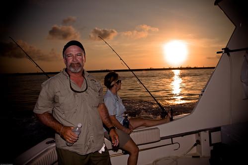 june sunrise 2009 fishingoffshore sharonpancamo davidpancamo