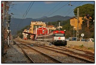 Estació de La Garriga